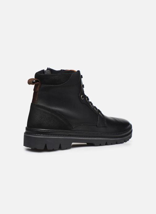 Boots en enkellaarsjes Mr SARENZA Wynwood Zwart voorkant