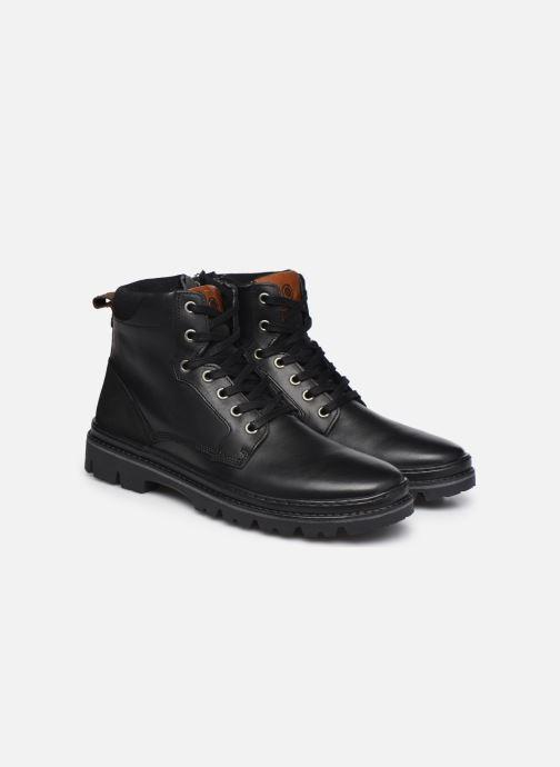 Bottines et boots Mr SARENZA Wynwood Noir vue derrière
