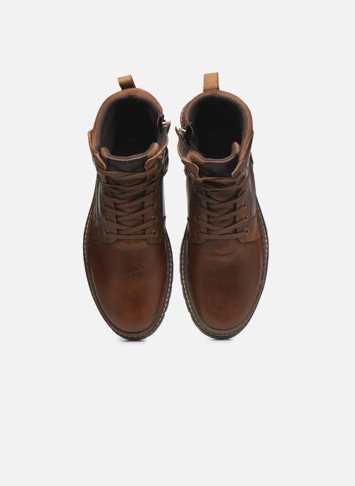 Boots en enkellaarsjes Mr SARENZA Wynwood Bruin model