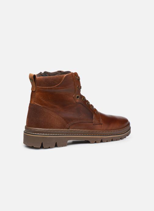 Boots en enkellaarsjes Mr SARENZA Wynwood Bruin voorkant