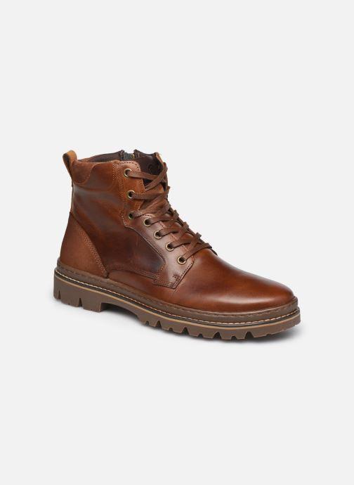Boots en enkellaarsjes Mr SARENZA Wynwood Bruin rechts