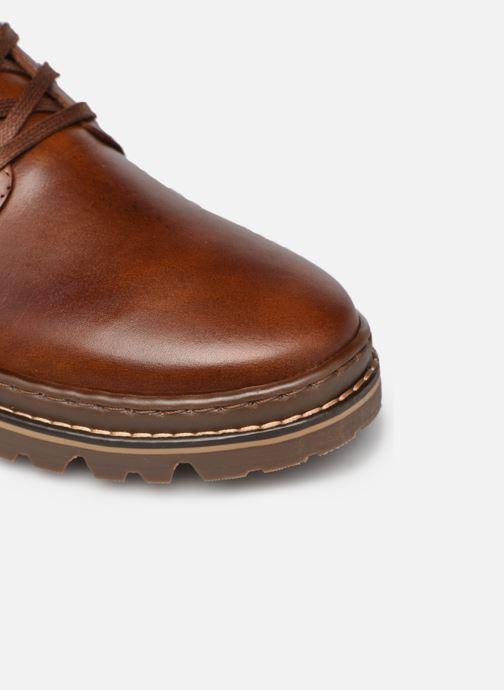 Boots en enkellaarsjes Mr SARENZA Wynwood Bruin links