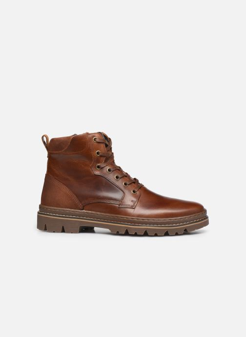 Boots en enkellaarsjes Mr SARENZA Wynwood Bruin detail