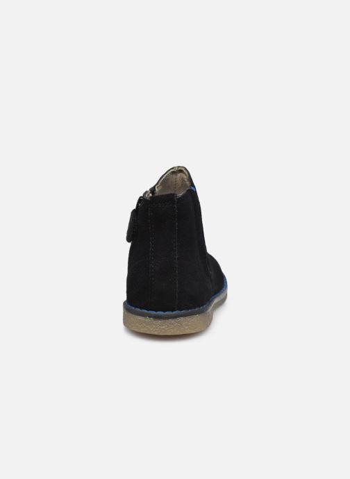 Stiefeletten & Boots Vertbaudet BG - Boots cuir schwarz ansicht von rechts