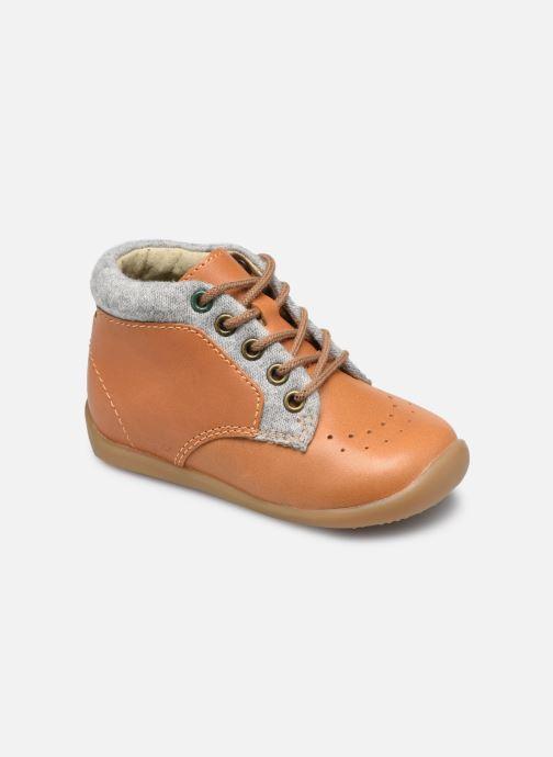 Boots en enkellaarsjes Kinderen BG - Botillon lacet semelle VB