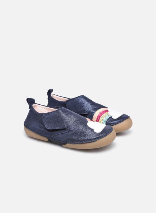 Pantoffels Kinderen BF - Chausson cuir VB