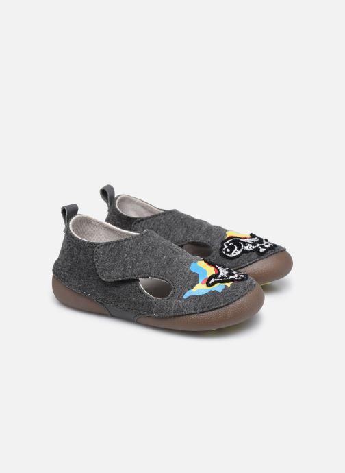 Pantoffels Kinderen BG - Chausson toile VB