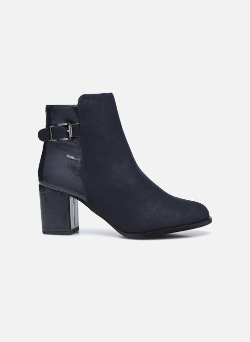 Botines  I Love Shoes CAMOMY Azul vistra trasera