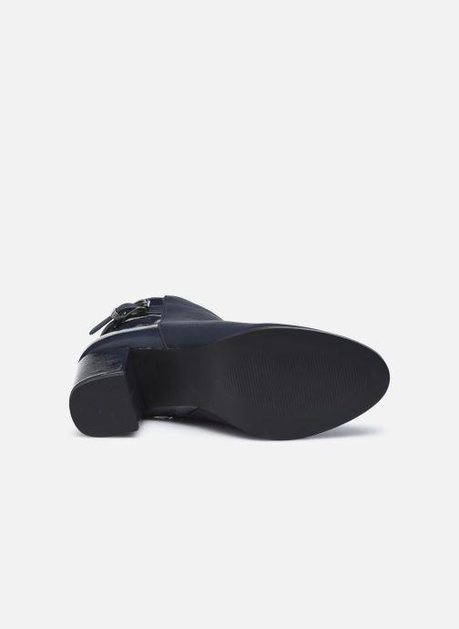 Botines  I Love Shoes CAMOMY Azul vista de arriba