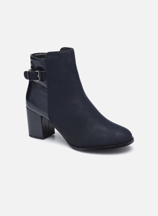 Botines  I Love Shoes CAMOMY Azul vista de detalle / par