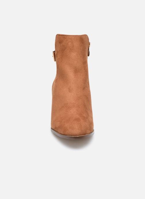 Stiefeletten & Boots I Love Shoes CAMOMY braun schuhe getragen