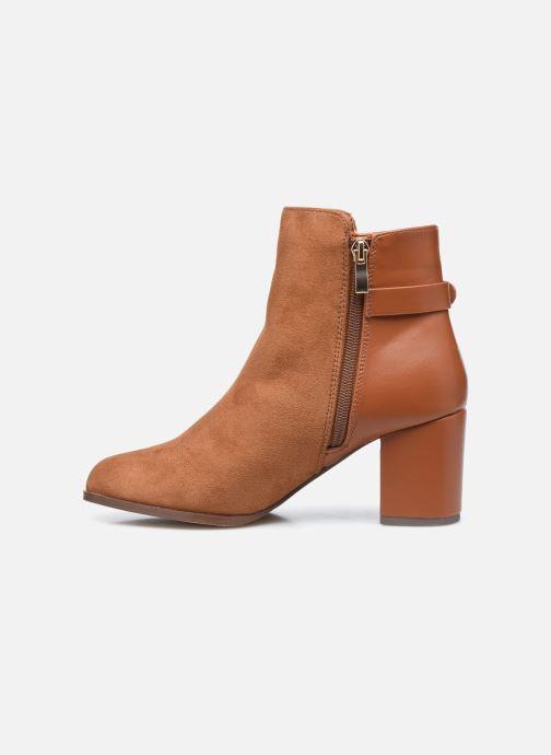Stiefeletten & Boots I Love Shoes CAMOMY braun ansicht von vorne