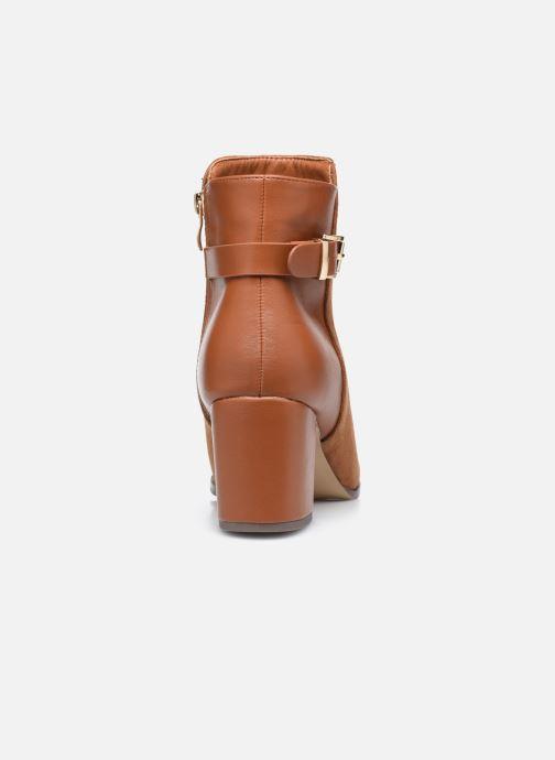 Stiefeletten & Boots I Love Shoes CAMOMY braun ansicht von rechts