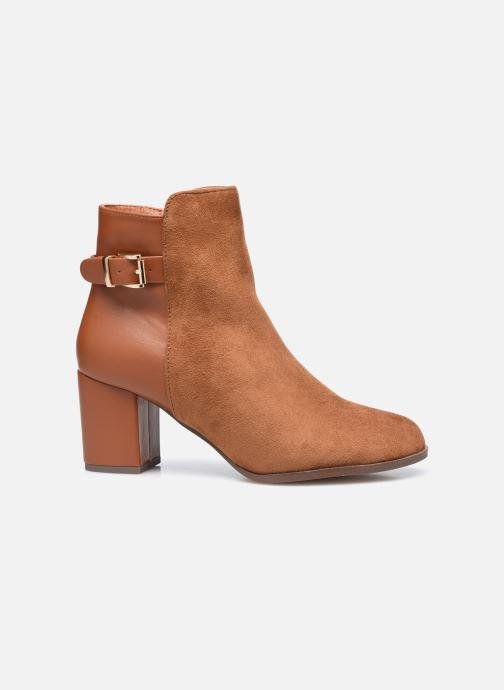 Stiefeletten & Boots I Love Shoes CAMOMY braun ansicht von hinten