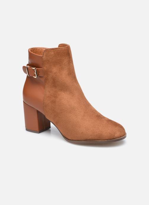 Stiefeletten & Boots I Love Shoes CAMOMY braun detaillierte ansicht/modell