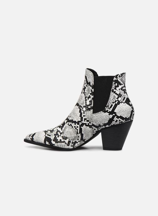 Stiefeletten & Boots I Love Shoes CASTERN weiß ansicht von vorne