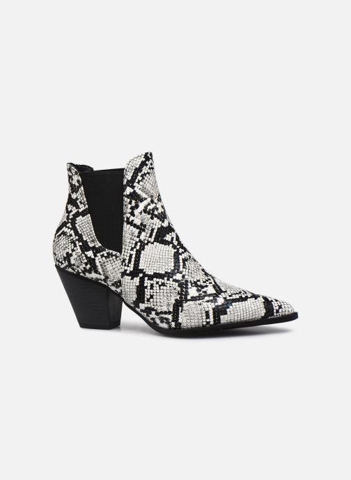 Stiefeletten & Boots I Love Shoes CASTERN weiß ansicht von hinten