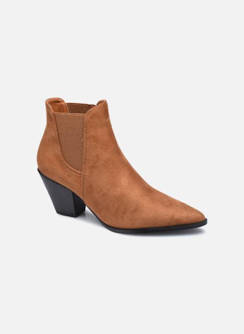 Stiefeletten & Boots I Love Shoes CASTERN braun detaillierte ansicht/modell