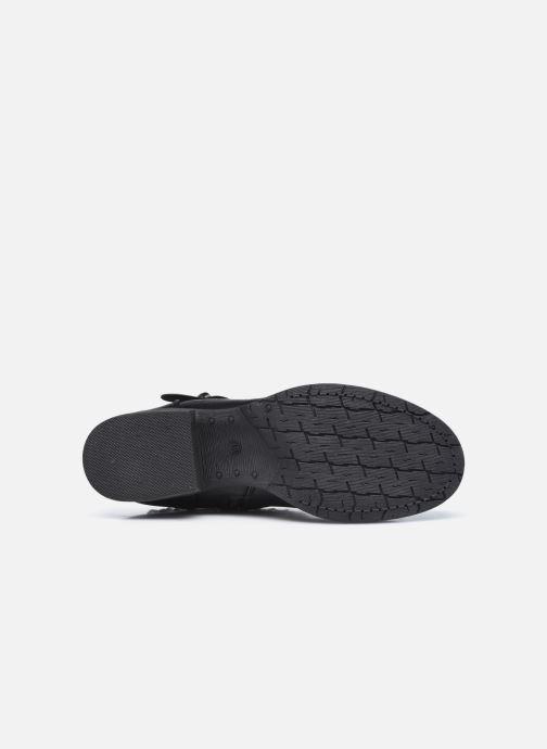 Stiefeletten & Boots I Love Shoes CAROCK schwarz ansicht von oben