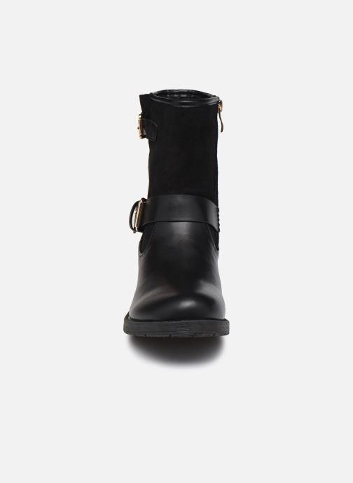 Bottines et boots I Love Shoes CAROCK Noir vue portées chaussures
