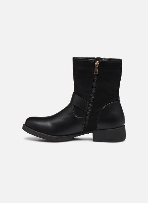 Bottines et boots I Love Shoes CAROCK Noir vue face