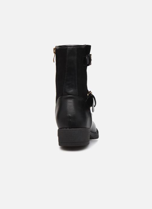 Botines  I Love Shoes CAROCK Negro vista lateral derecha