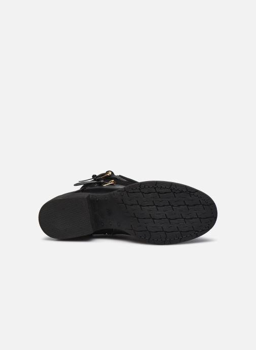Bottines et boots I Love Shoes CAROCK Noir vue haut