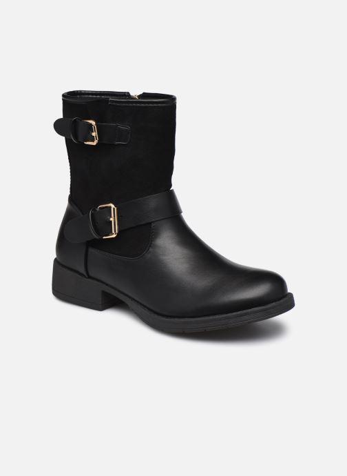 Bottines et boots I Love Shoes CAROCK Noir vue détail/paire