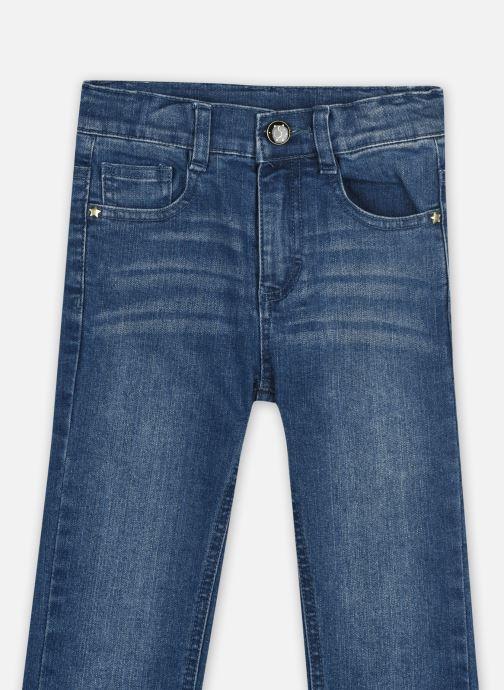 Vêtements 3 Pommes Jean 3R22604 Bleu vue face