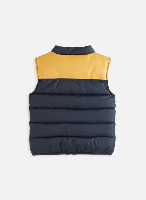 Vêtements 3 Pommes Gilet 3R16015 Bleu vue bas / vue portée sac