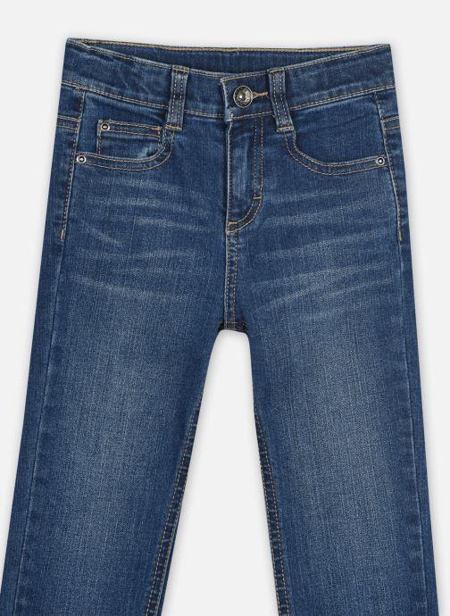 Vêtements 3 Pommes Pantalon 3R22605 Bleu vue face