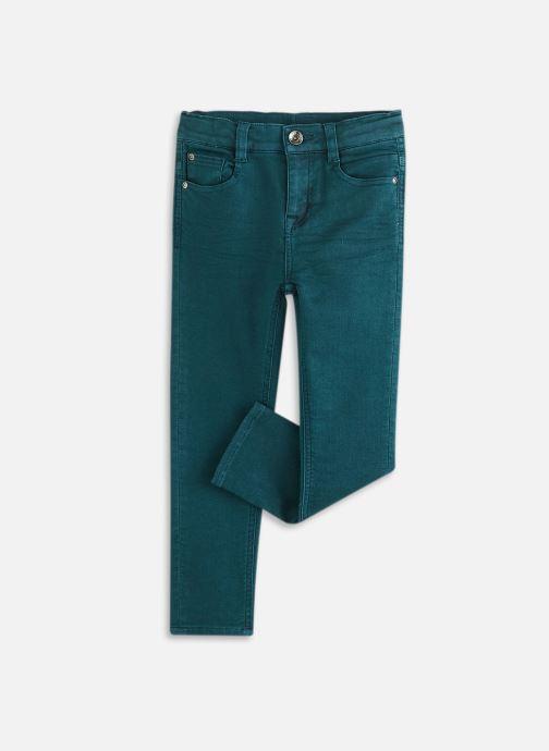 Vêtements 3 Pommes Pantalon 3R22615 Bleu vue détail/paire