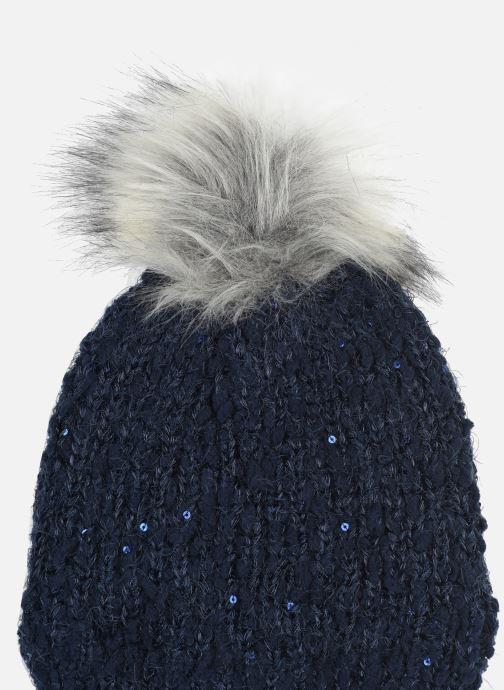 Bonnets 3 Pommes Bonnet+snood 3R90054 Bleu vue portées chaussures