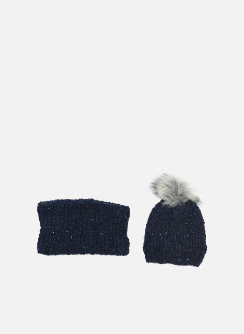 Bonnets 3 Pommes Bonnet+snood 3R90054 Bleu vue détail/paire