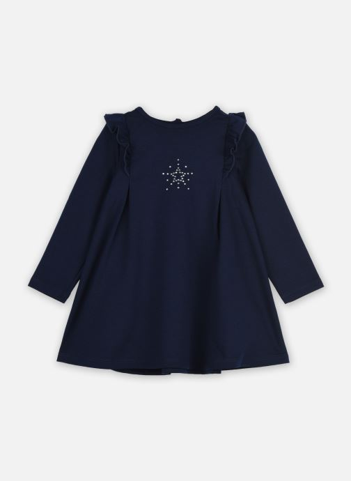 Vêtements 3 Pommes Robe 3R30762 Bleu vue détail/paire