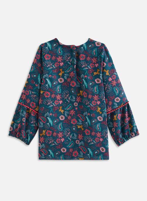 Vêtements 3 Pommes Tunique 3R19012 Bleu vue bas / vue portée sac