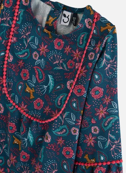 Vêtements 3 Pommes Tunique 3R19012 Bleu vue portées chaussures