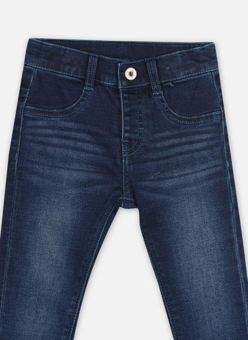 Vêtements 3 Pommes Jean 3R22603 Bleu vue face