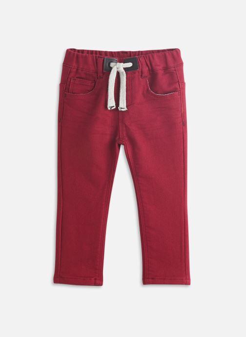 Vêtements 3 Pommes Jean 3R22613 Bordeaux vue détail/paire