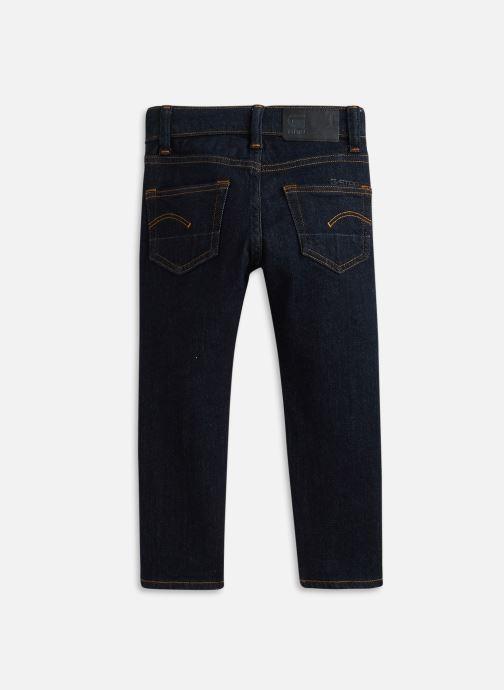 Vêtements G-Star Pant 3301 Bleu vue bas / vue portée sac