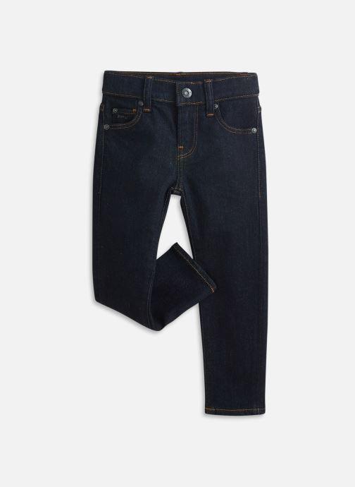 Vêtements G-Star Pant 3301 Bleu vue détail/paire