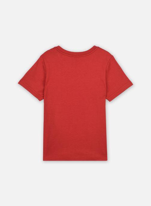 Tøj G-Star Tee-shirt SS SR10036 Rød se skoene på