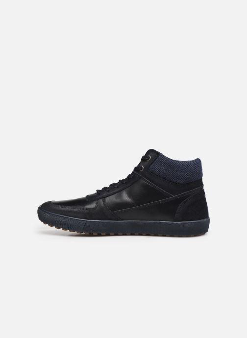 Sneaker Marvin&Co Wivero blau ansicht von vorne