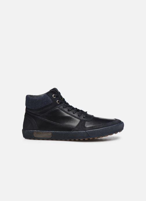 Sneaker Marvin&Co Wivero blau ansicht von hinten