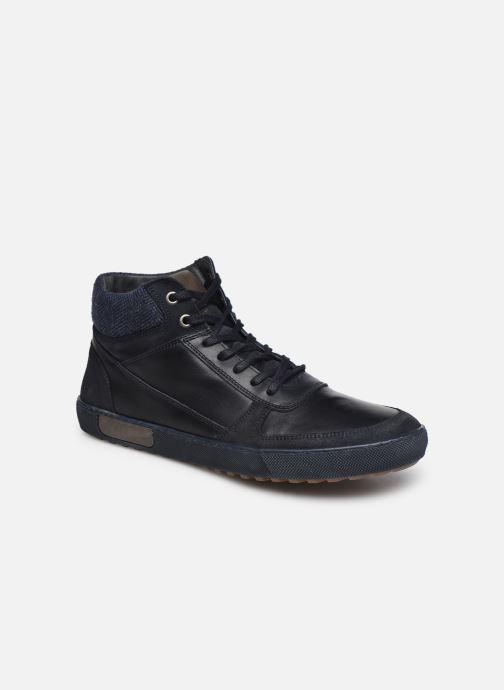 Sneaker Marvin&Co Wivero blau detaillierte ansicht/modell