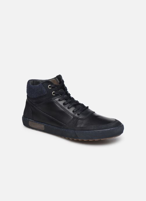 Sneakers Marvin&Co Wivero Blauw detail