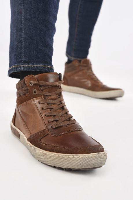 Sneakers Marvin&Co Wivero Marrone immagine dal basso