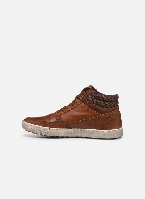 Sneakers Marvin&Co Wivero Bruin voorkant
