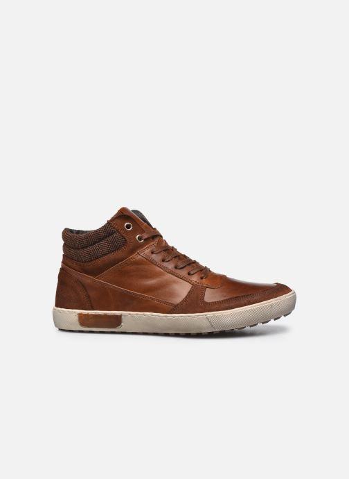 Sneakers Marvin&Co Wivero Bruin achterkant