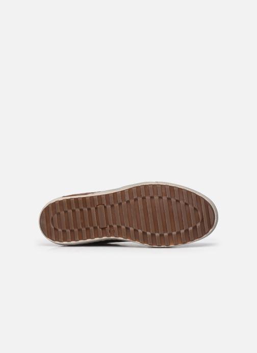 Sneakers Marvin&Co Wivero Bruin boven